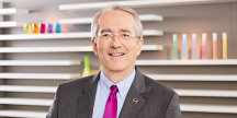 Patrick Thomas, ceo van Covestro