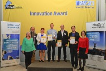 Innovatie Awards bij nova-Institut in Keulen