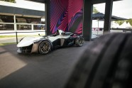 BAC Mono R supercar - DSM - additive manufacturing